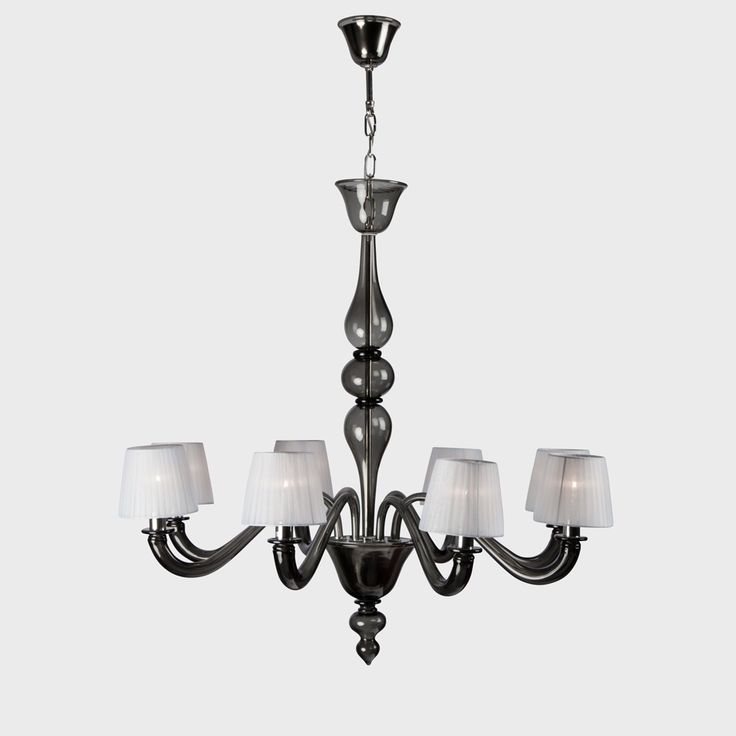 Sybaris Murano Glass Chandelier Made In Venice Italy