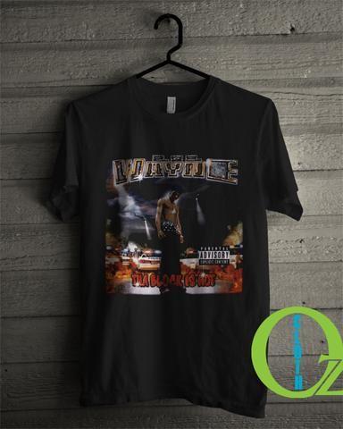 Lil Wayne Block Is Hot T-Shirt