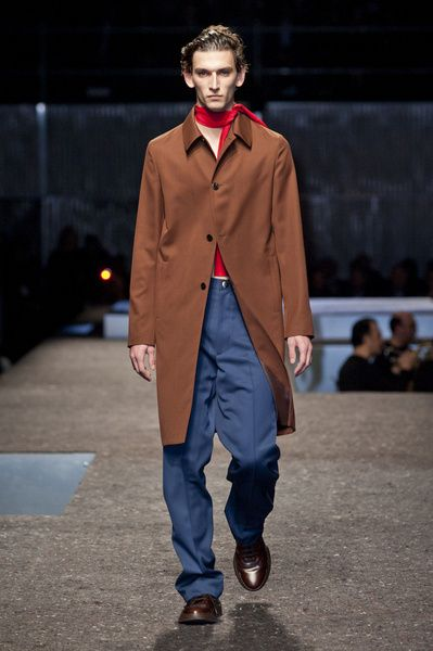MMU FW 2014-15 – Prada See all the catwalk on: http://www.bookmoda.com/sfilate/mmu-fw-2014-15-prada/ #milan #fall #winter #catwalk #menfashion #man #fashion #style #look #collection #MMU