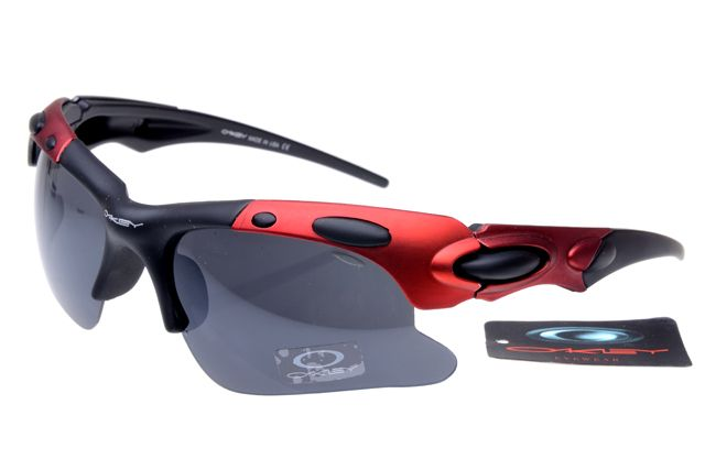 Red And Black Oakley Sunglasses  oakley polarized hijinx sunglass 9112