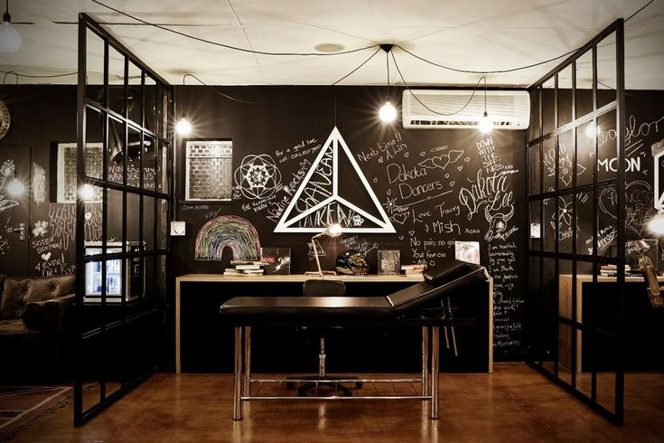 Image result for tattoo parlour interior design interior for Tattoo shop design