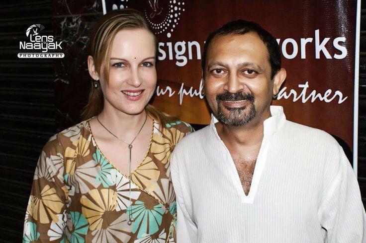 Suzanne Bernert & Akhil Mishra by Camaal Mustafa Sikander aka Lens Naayak