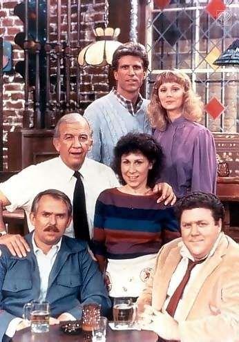 Original Cheers cast