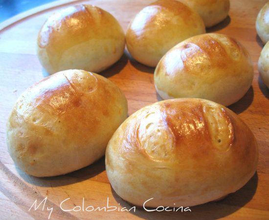 Pan de Leche Colombia, cocina, receta, recipe, colombian, comida.