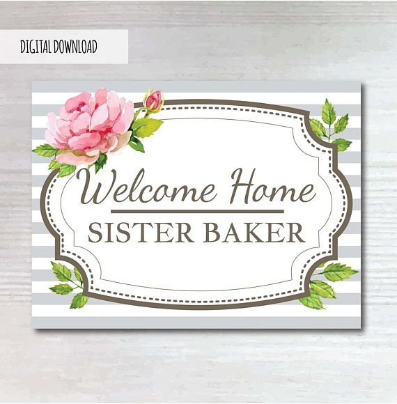 Printable Welcome Home Sign: Best 25+ Welcome Home Posters Ideas On Pinterest