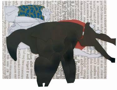"Saatchi Art Artist luminita taranu; Painting, ""COWMAN (South Eastern Australia)"" #art"