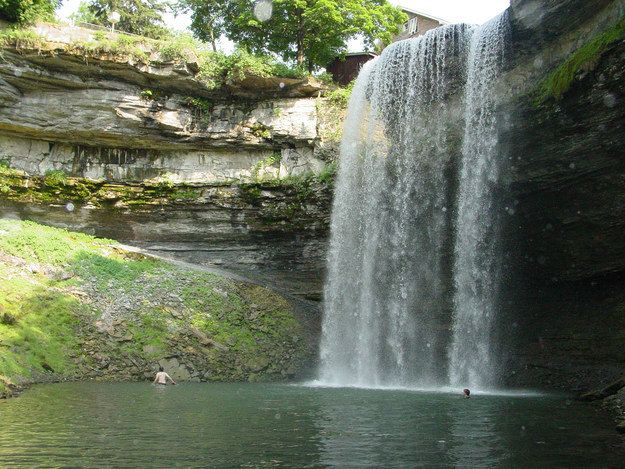 Decew Falls, St. Catharines | Community Post: 14 Natural Wonders You Won't Believe Are In Ontario