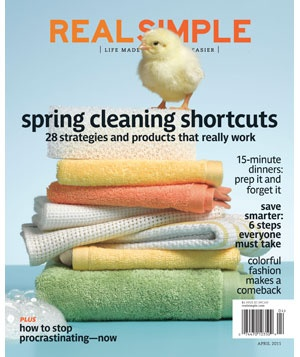19 Best Images About Real Simple Magazine Covers On