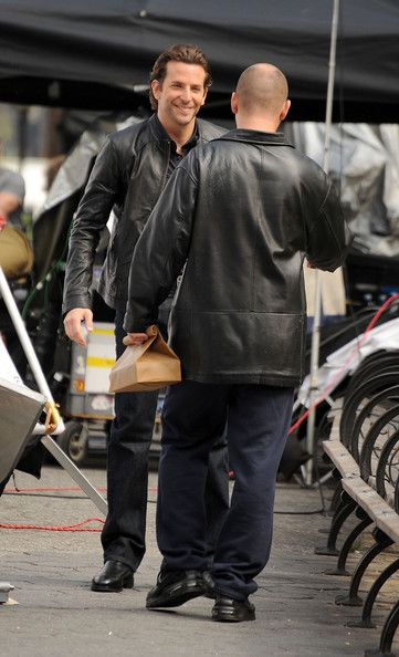 "Bradley Cooper Photos - Bradley Cooper Films ""The Dark Fields"" - Zimbio"