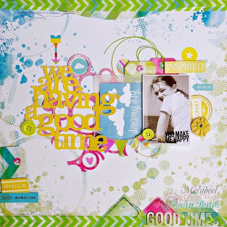 LO by Mirabeel / Carpe diem paper collection by P13