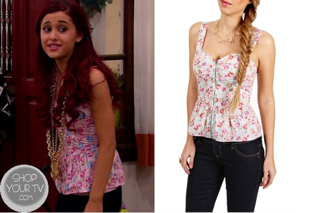 Hair Style Jeans: Shop Your Tv: Sam & Cat: Season 1 Episode 6 Cat's Pink