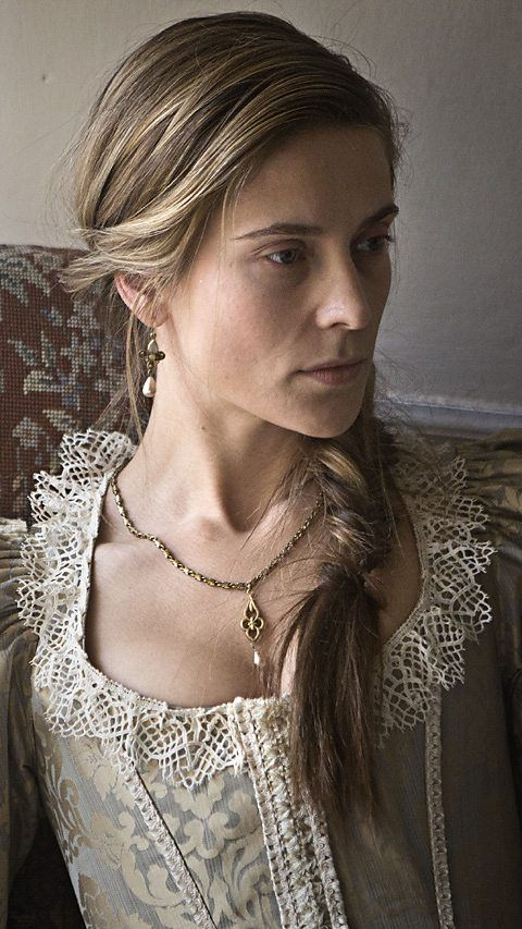 The Musketeers - New series II profiles via BBCOne: Marguerite