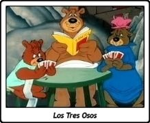 Los Tres Osos / The Three Bears / The Three Bears / Los Tres Osos / Looney Tunes / Merrie Melodies / Warner Bros
