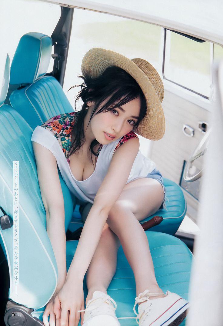 泉里香 人生初となる水着グラビア – アイドルH画像