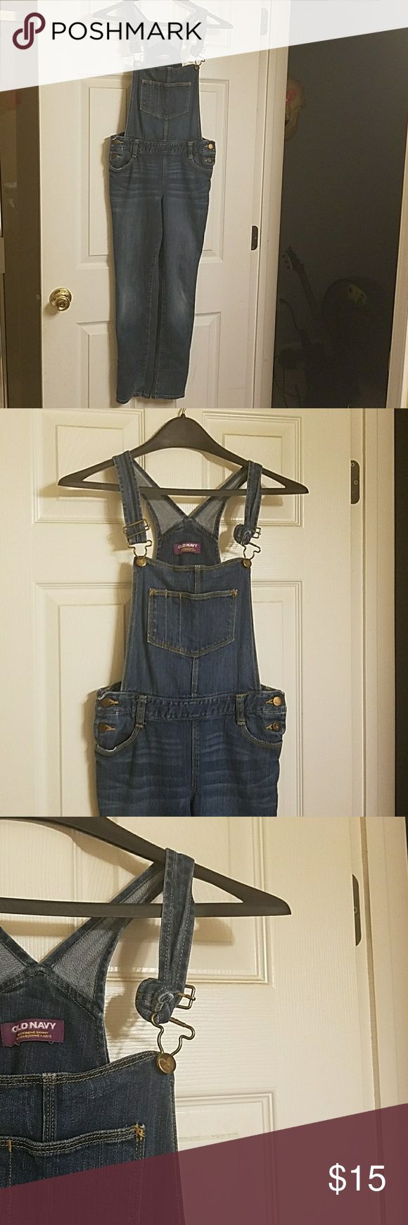 Old Navy overalls Blue jeans overalls Old Navy Other