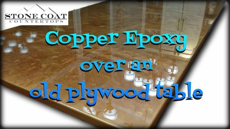 95 Best Epoxy Projects Tables Furniture Floors