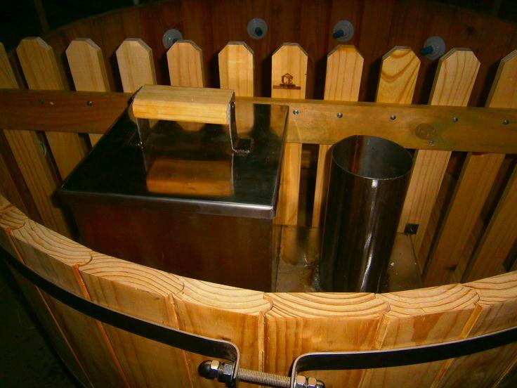 Tinas calientes y jacuzzis de madera en colombia