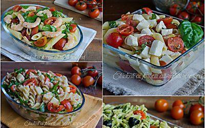 Primi piatti freddi estivi - ricette facili e veloci