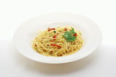 Candida Dieet: Candida Recept Glutenvrije Knoflook Pasta