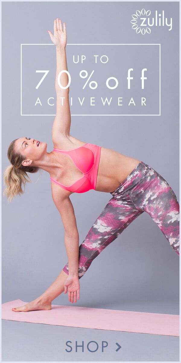 Sign up to save on women's active wear & more - up to 70% off! With tons of new arrivals every morning, we have thousands of new products every day. You never know what you'll find.