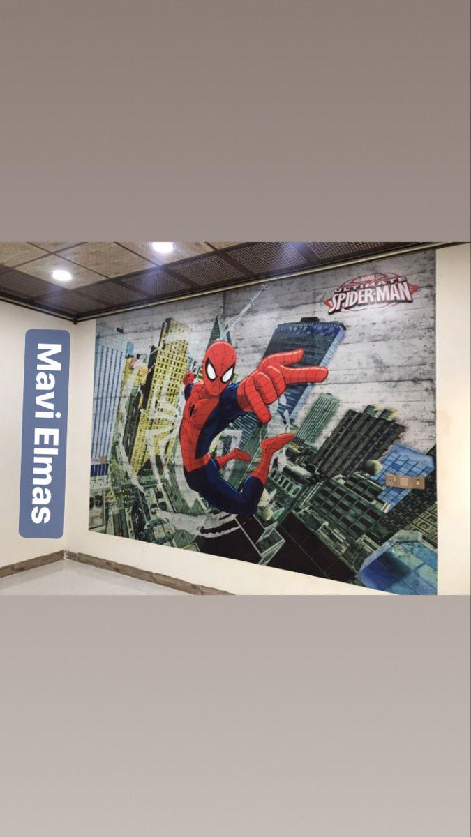 صور اطفال سبايدر مان Picture Wall Spiderman Pictures