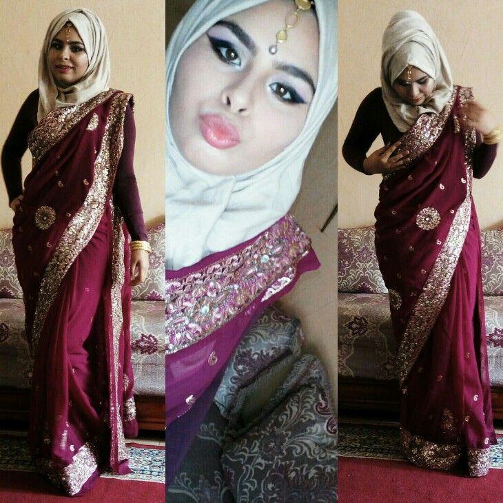 #saree #hijab