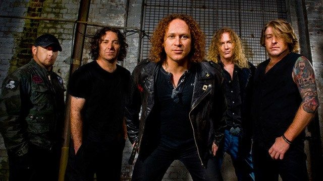 Rock Club 40 chats with DAVE GLEESON (THE SCREAMING JETS)