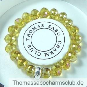 http://www.thomassabocharmsclub.de/splendid-thomas-sabo-gelb-cz-diamant-armbander-002-sale.html#  Thomas Sabo Gelb Cz Diamant Armbänder 002