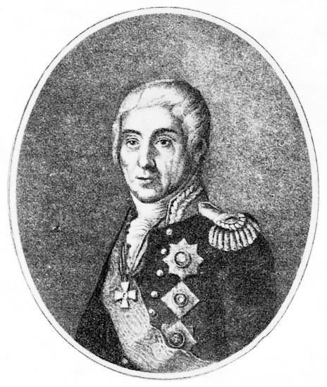 Прозоровский (князь Александр Александрович) - генерал-фельдмаршал (1732 - 1809)
