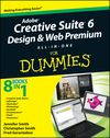 Adobe Creative Suite 6 Design and Web Premium All-in-One For Dummies:Book Information and Code Download - For Dummies