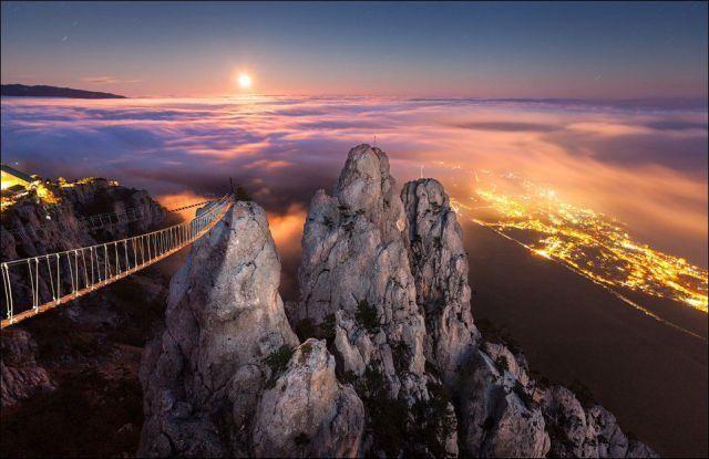 some amazing bridge