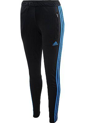 Adidas Women's Trio 13 Soccer Pants black/white - Sports Authority