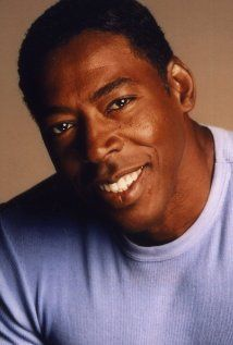 Ernie Hudson - actor know for Oz, The Crow, Ghostbusters, and Miss Congeniality.