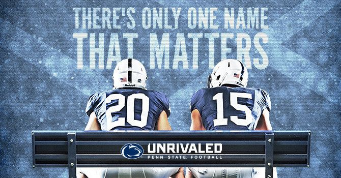 """In the decision to remove the names from Penn State Football Jerseys James Franklin said for 125 years Penn State proudly followed a very simple idea: """"Black Shoes. Basic Blues. No Names. All Game."""""""
