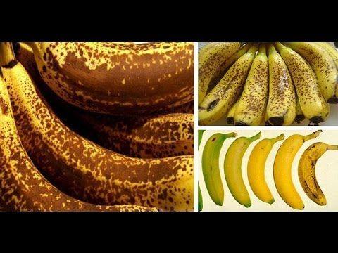 Mira Lo Que Pasa Dentro De Tu Cuerpo Si Comes Bananas Maduras - YouTube