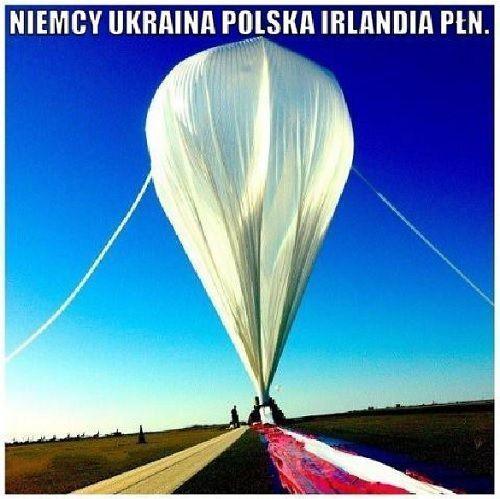 Niemcy, Ukraina, Polska, Irlandia Północna • Polski balon już nadmuchany • Reakcja po losowaniu grup Mistrzostw Europy 2016 • Zobacz >> #pol #polska #memy #pilkanozna