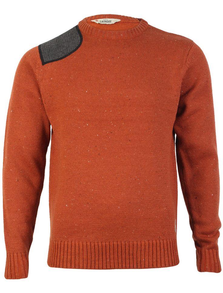 Kennington Crew Neck Sweater - Mens Clothing – Tokyo Laundry