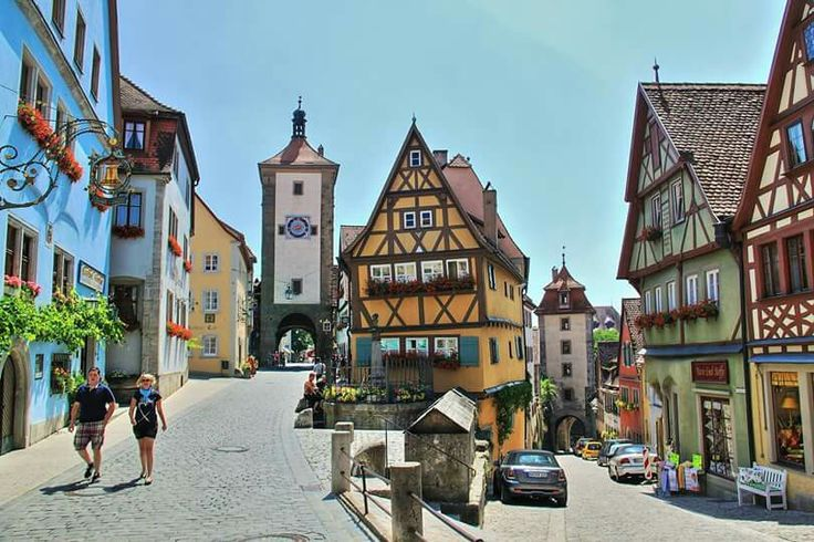 240 best rothenburg ob der tauber nuernberg images on pinterest germany rothenburg germany - Rothenburg ob der tauber alemania ...