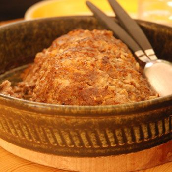Recept köttfärslimpa