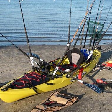 72 best images about kayak setup on pinterest kayak for Fishing canoe setup