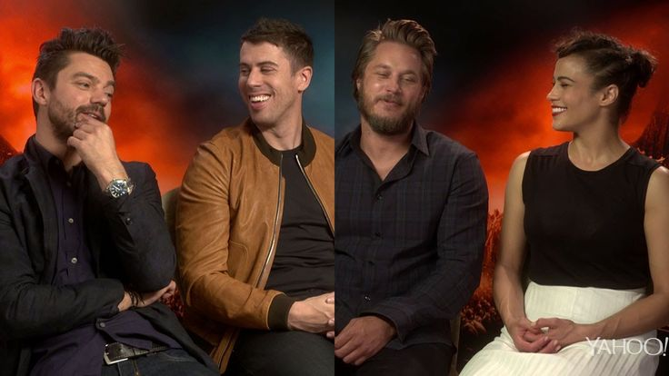 Warcraft Cast Reveal Worst Costumes, Biggest Prankster and More - Interview