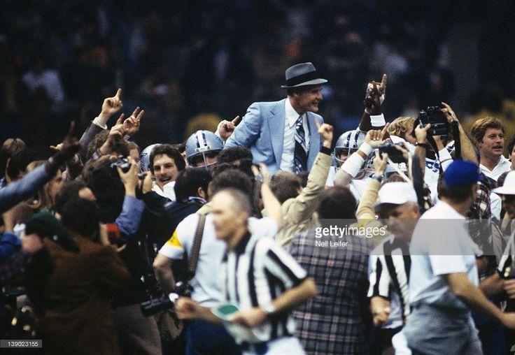 Cowboy coach Tom Landry