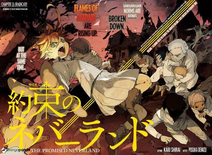 Yakusoku no Neverland 23 - Read Yakusoku no Neverland ch.23 Online For Free - Stream 3 Edition 1 Page All - MangaPark