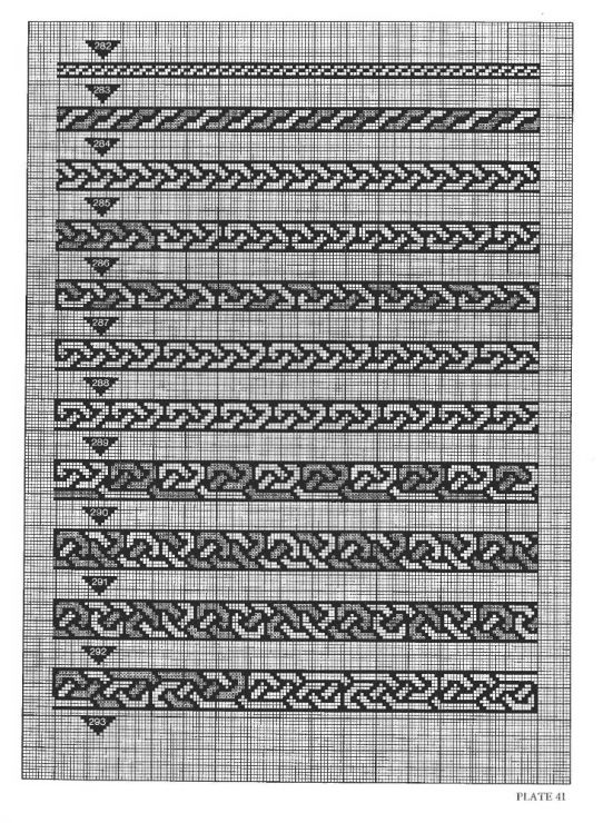 Celtic Knot Knitting Chart : Best knitting charts celtic images on pinterest