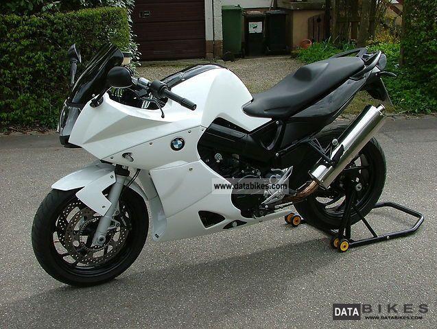 2010 BMW F800S #9