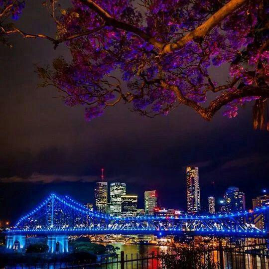 Story Bridge in Queensland