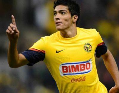 RAUL JIMENEZ Club América