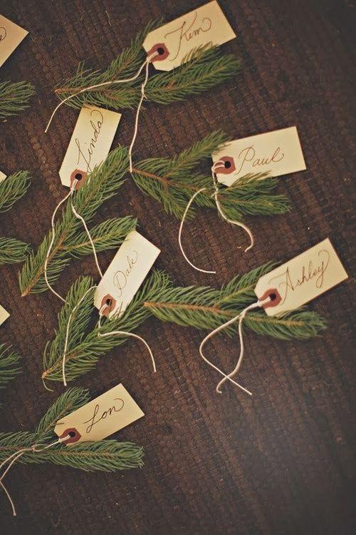 Speckled Fawn: Pomysły na Zaczarowane Święta - 271 zdjęć DIY, dekoracji i ozdób! :D