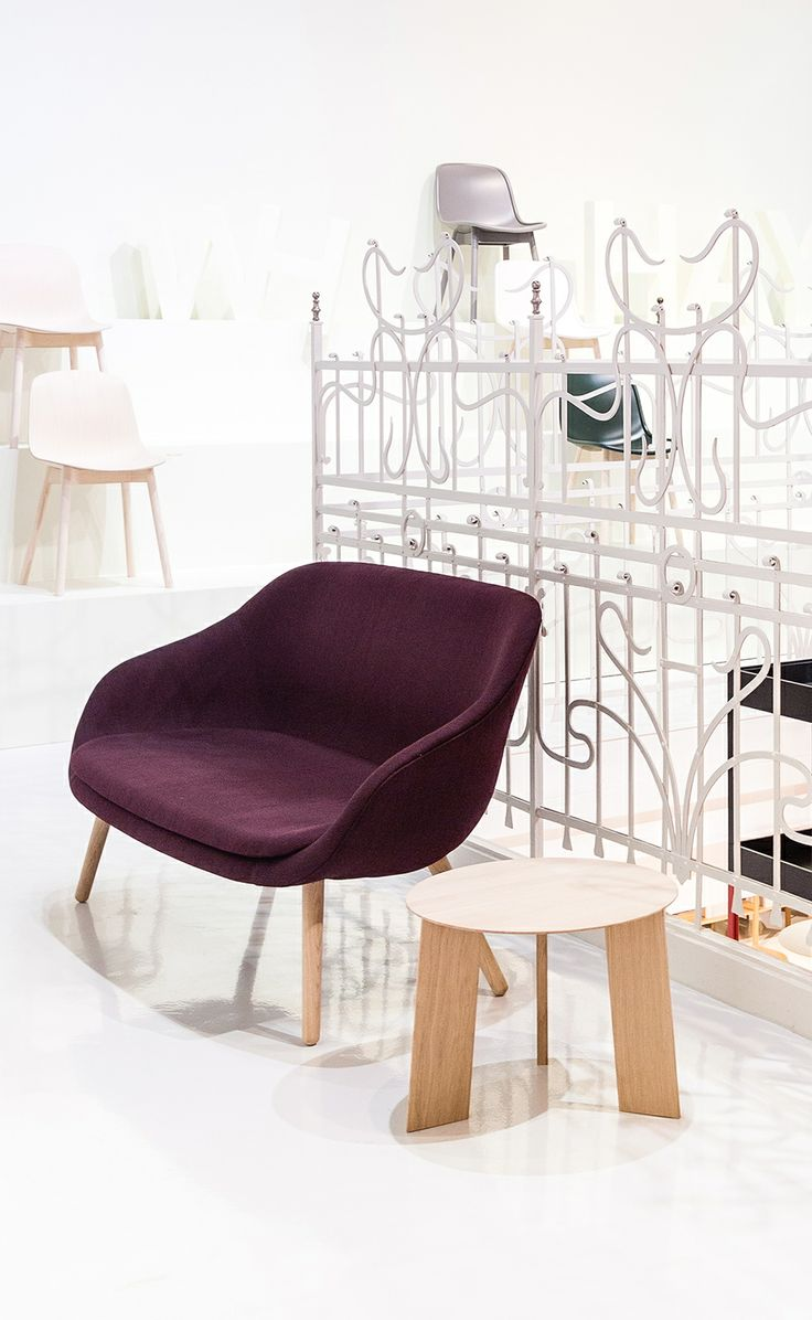 About A Lounge Sofa, Elephant Table | HAY
