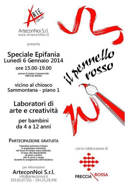 Laboratori di Arte e Creatività al Freccia Rossa http://www.panesalamina.com/2014/20365-laboratori-di-arte-e-creativita-al-freccia-rossa.html